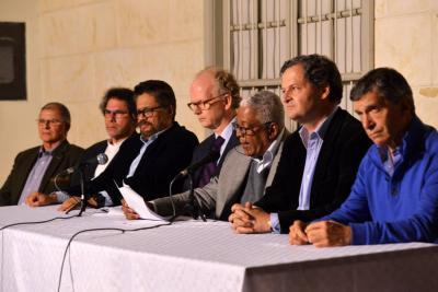 Suspenden función de la Comisión de Seguimiento al Acuerdo Final