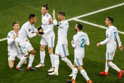 Real Madrid venció 2-1 al PSG y eliminó al equipo parisino
