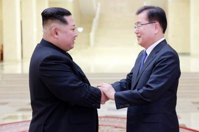 Las dos Coreas acordaron extender el diálogo