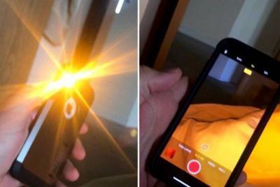 ¿Deja de funcionar el flash del Iphone 8 y X cuando hace frío?
