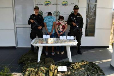 Capturaron a 'Pablito', sindicado de secuestro en Santander