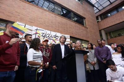 Sergio Fajardo hizo oficial su candidatura presidencial