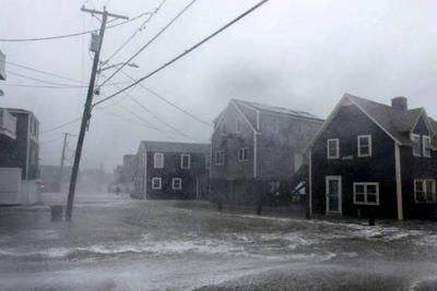 Fuerte tormenta en la costa este de EEUU generó la cancelación de 2.200 vuelos