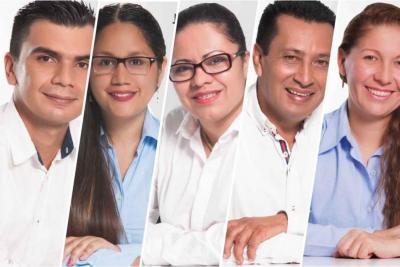 Conozca a los santandereanos al Congreso por el partido de las Farc