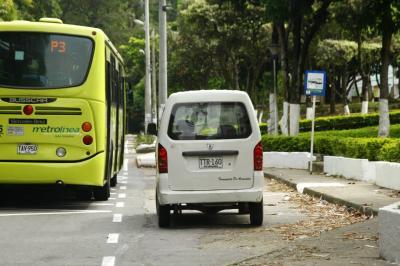 Operan dos nuevas rutas complementarias de Metrolínea en Floridablanca y Girón