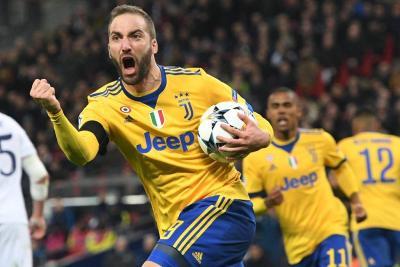 Juventus y Manchester City avanzaron en la 'Champions'