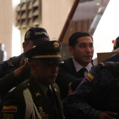 Revisan inédito error en la condena al exfiscal Moreno