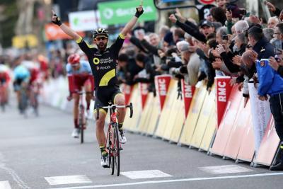 Los ciclistas colombianos, protagonistas de la París Niza y la Tirreno Adriático