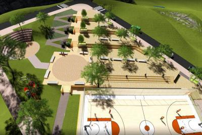 Solo falta la interventoría para iniciar construcción de parque en La Cumbre