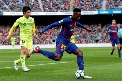 Yerry Mina no fue convocado para juego ante Málaga