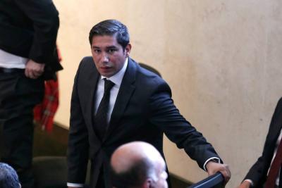 Corte Suprema condena a 4 años y 10 meses de prisión a Gustavo Moreno