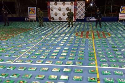 Desarticulada banda dedicada al tráfico de estupefacientes en Norte de Santander