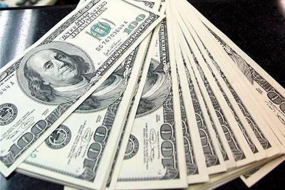 Dólar presentó una caída de $4,51 frente a la TRM
