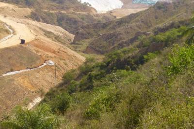 Harán box culvert en El Carrasco para mitigar riesgo en la quebrada