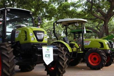 Hay tasas de interés bajas para adquirir maquinaria del agro