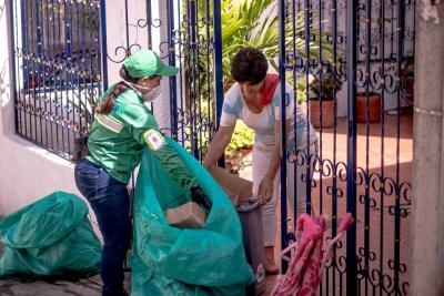Reciclaje formal subió un 32% en Bucaramanga, pero tasas siguen siendo bajas