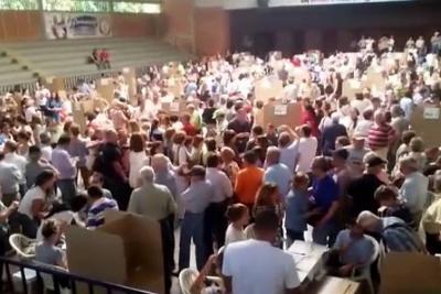 Candidatos denuncian falta de garantías en las elecciones