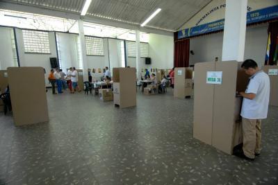 Santander tendrá seis senadores
