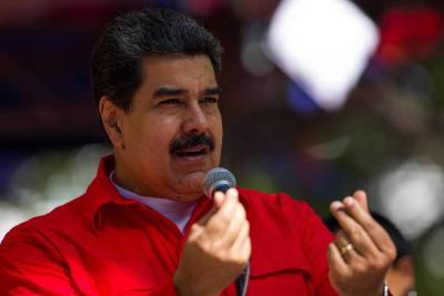 """""""El sistema electoral de Colombia da vergüenza"""": Maduro"""