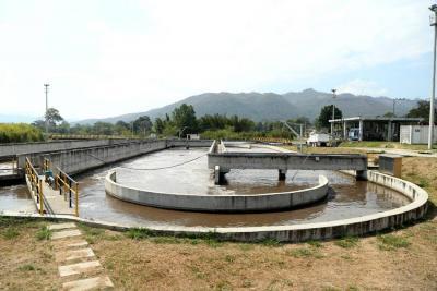 El 95% de aguas residuales del municipio se purifican