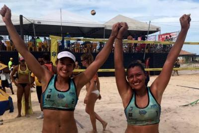 Yuli Tatiana y Diana Marcela, cuartas en Brasil y son terceras del continente