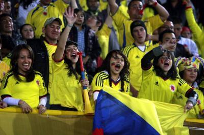Colombia, segundo país con más boletas compradas para el Mundial