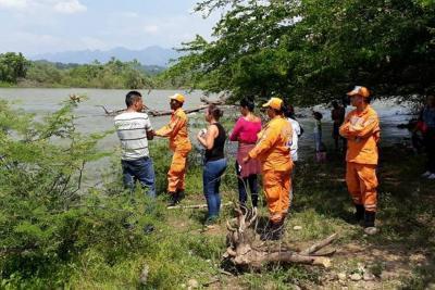 Cuerpo hallado en el Magdalena podría ser del pescador desaparecido