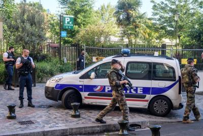 Desarticulan una célula terrorista en Francia