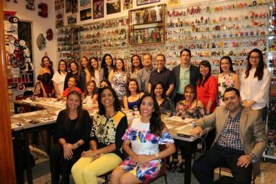 Ellas se capacitaron y transformaron sus ideas de negocio en Santander