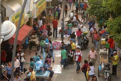 Cinco años después, el despeje de los ambulantes fracasó en Bucaramanga