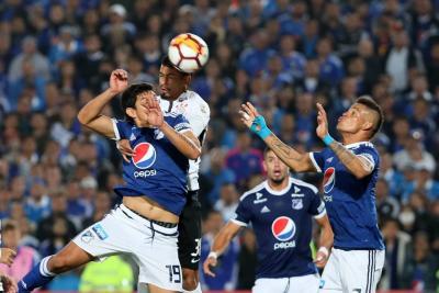 Millonarios visita a Independiente por Copa Libertadores