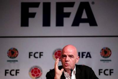 El consejo de la FIFA arribará por primera vez a Colombia