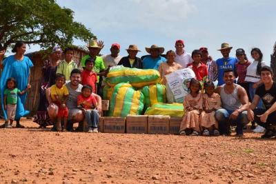 De Santander para la Alta Guajira