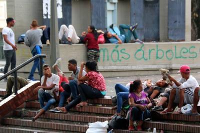'Santos debe escuchar a Bucaramanga por crisis humanitaria de venezolanos'