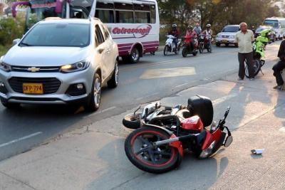 Inconformismo por día sin carro y sin moto