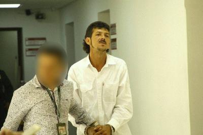 Cayó hombre por grave caso de violencia intrafamiliar en Bucaramanga