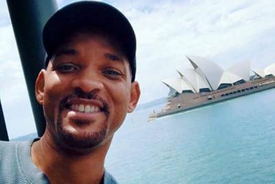 Will Smith se dejó contagiar por la canción 'X (Equis)' de Nicky Jam y J Balvin