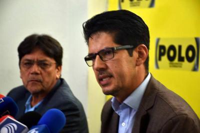 Senador Alberto Castilla niega tener nexos con el Eln