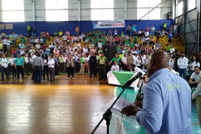 Delimitación del páramo de Santurbán iría a audiencia permanente en Santander