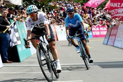 Legión colombiana en la Vuelta a Cataluña