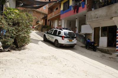 Así fue el asesinato de una mujer embarazada y su pareja en Bucaramanga