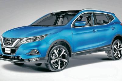 Nissan Qashqai llega al país con nuevo diseño y tecnología