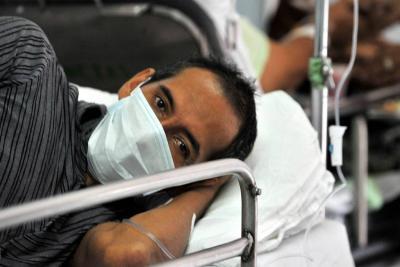 Infecciones respiratorias: 84% de aumento en hospitalizados en Santander