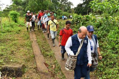 Otorgaron medidas de protección a líderes sociales de Tumaco