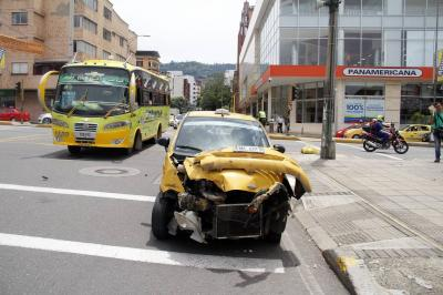 Accidentalidad en puntos críticos de Bucaramanga se redujo