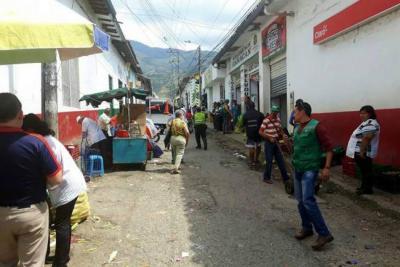 Las riñas aumentaron en un 60% en el centro del municipio