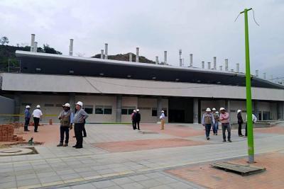 Portal de Girón, con 87% de avance, se entregará en mayo