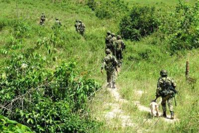 Soldado murió en combates con el Eln en el sur de Bolívar