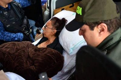 Alias 'La Gata' podría ser desalojada de su mansión en Barranquilla