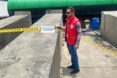 Autoridades suspenden 9 lavaderos que no tenían permisos de vertimientos